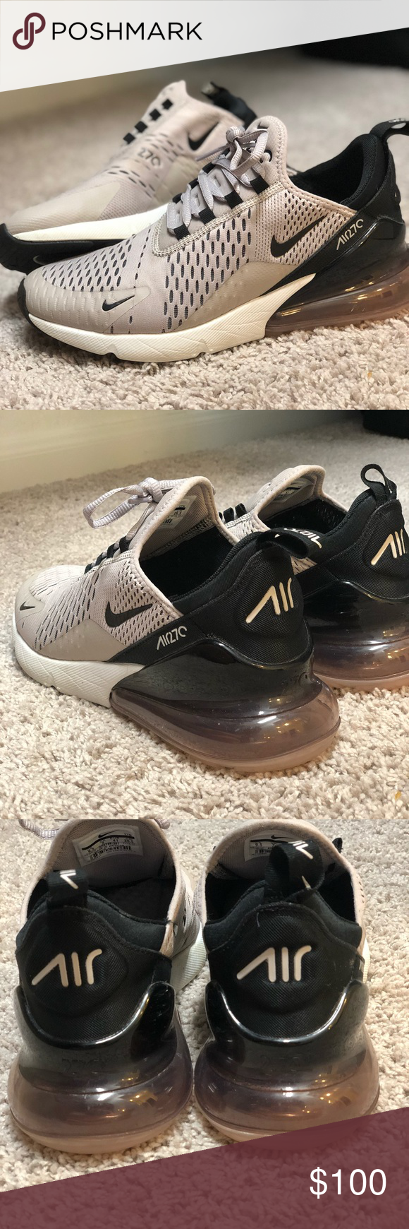 Nike Air Max 270 Women's Shoe Highly sought out nike air max