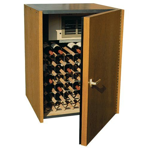 Vinotemp Vino-114-cn 80 Bottle Wine Cellar With Insulated
