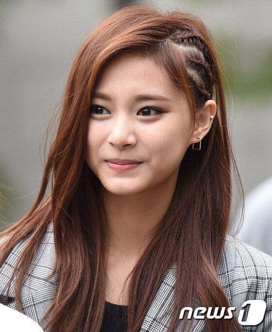 caramel hair color in asian