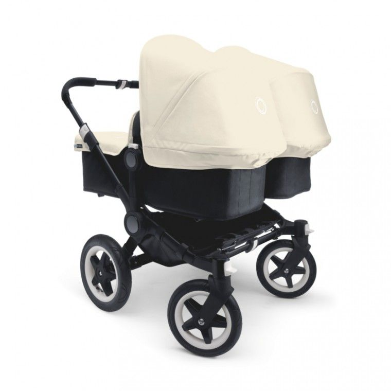 18+ Bugaboo double stroller frame information