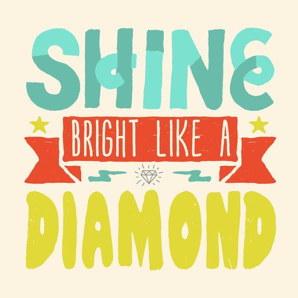 Like a Diamond Art Print