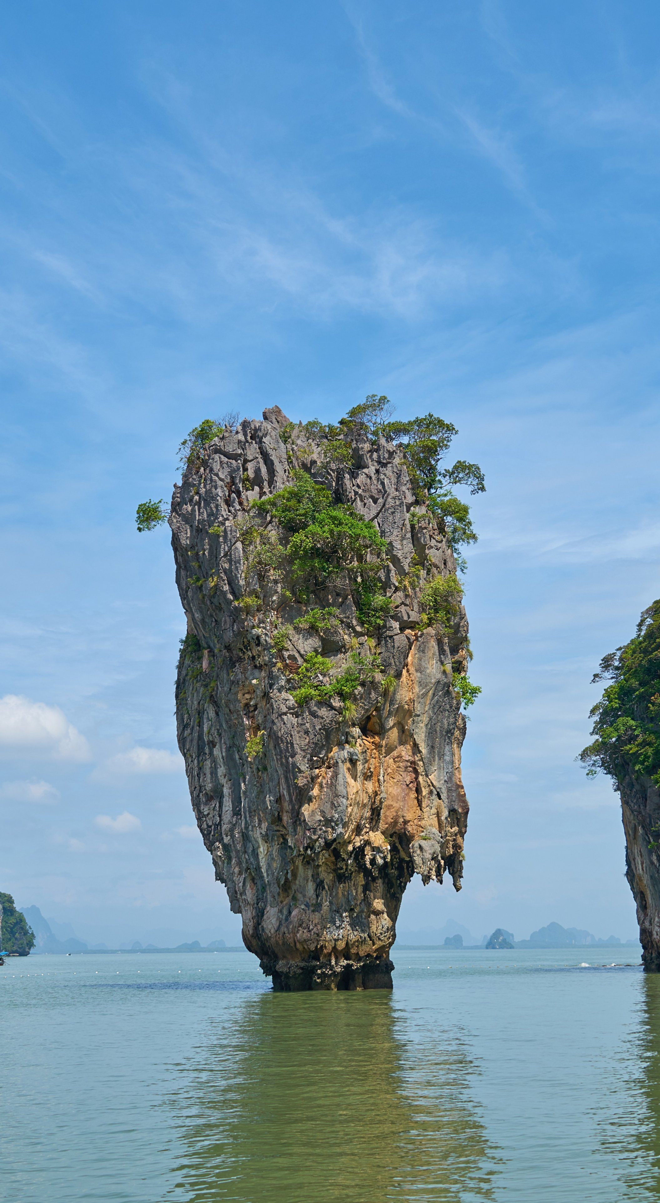 phang nga bay phuket province james bond island | world | pinterest