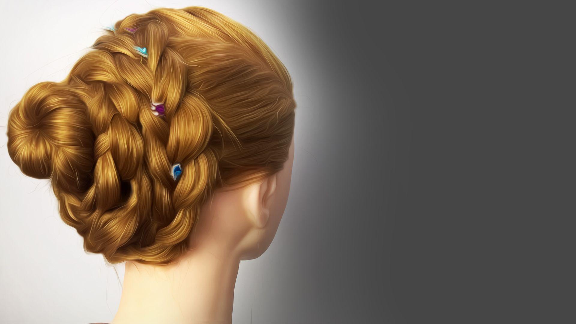 Rose Bun Hairstyle Learn Flower Juda Hairstyle Beauty Girlshairstyle Bun Bun Hairstyles Rose Bun Hairstyle