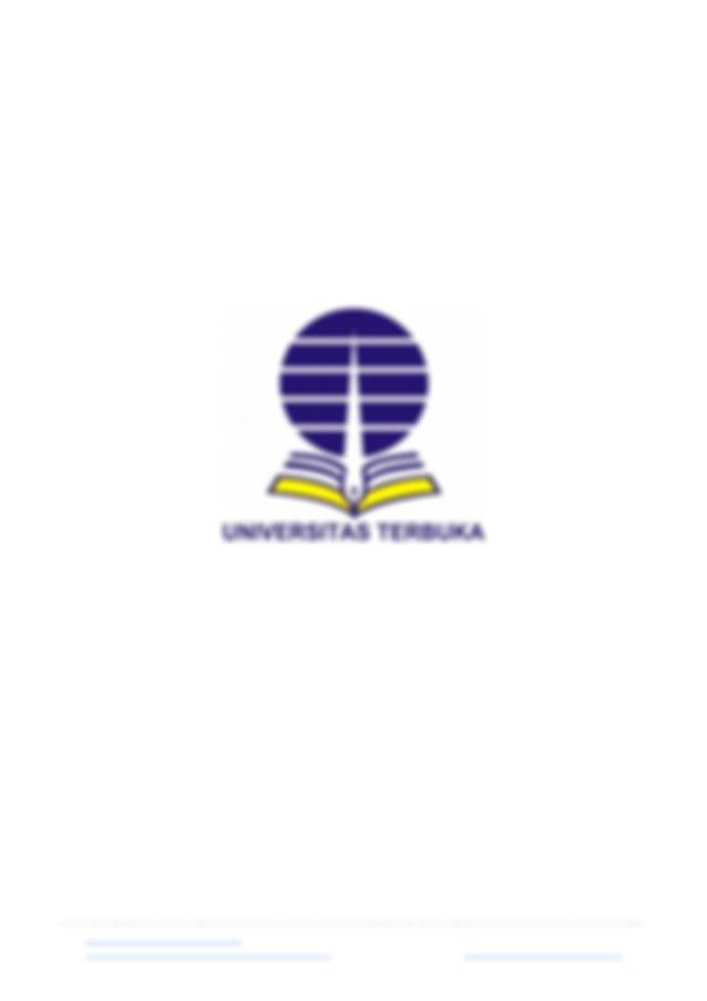 Logo Universitas Terbuka : universitas, terbuka, Ujian, Manajemen, EKMA4214, Sumber, Manusia.pdf, UJIAN, UNIVERSITAS, TERBUKA, FAKULTAS, EKONOMI(FEKON, MANAJEMEN, Course