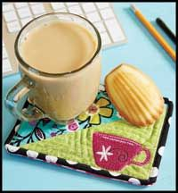 Coffee Break. Machine Embroidery ProjectsEmbroidery HoopsEmbroidery ...