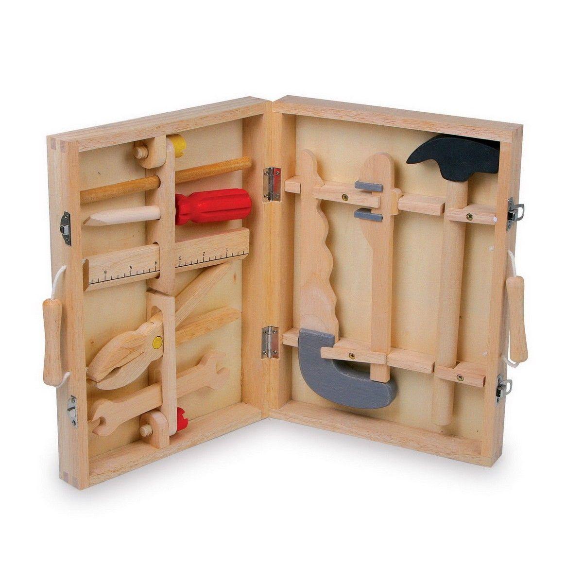 Mit dem Werkzeugkoffer Maik kann man sich schon ast als kompletter ...