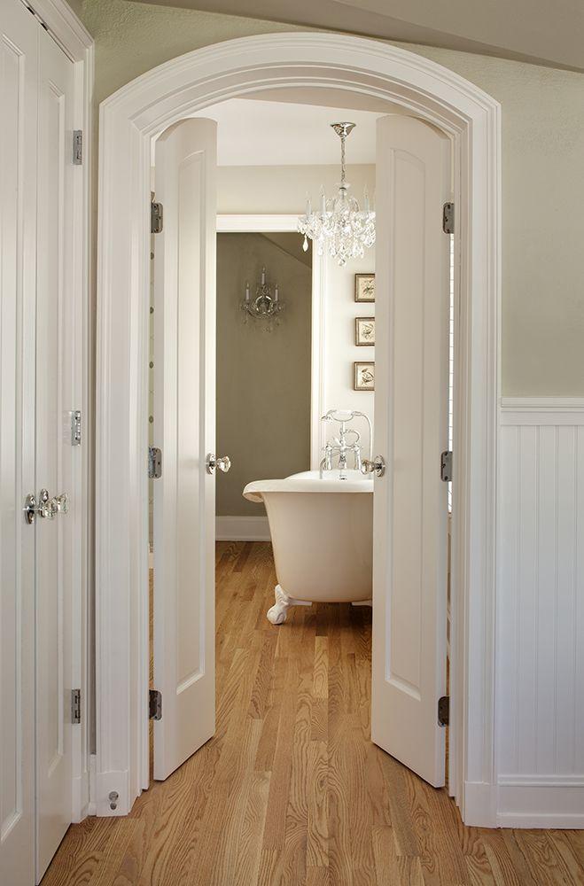 Southeastern Wisconsin Bathrooms Double Door Entrance House