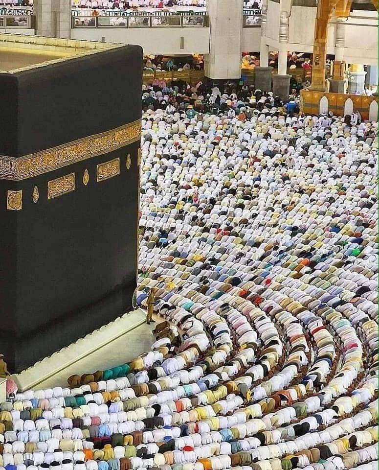 اللهم ارزقنا صلاة قريبا امام الكعبة المشرفة Mecca Wallpaper Allah Loves You Islam