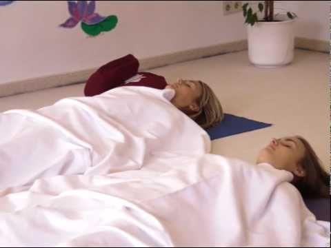 laya yoga deep relaxation shavasana