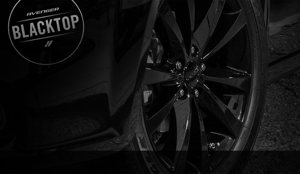 black rim for 2013 dodge avenger 2013 Dodge Avenger