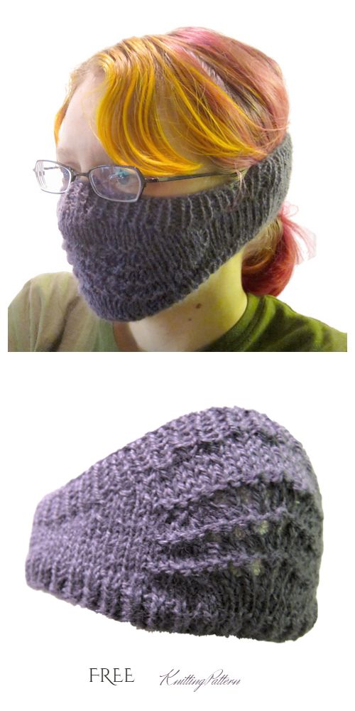 Photo of 10 Knit Face Mask Free Knitting Patterns and Paid – Knitting Pattern