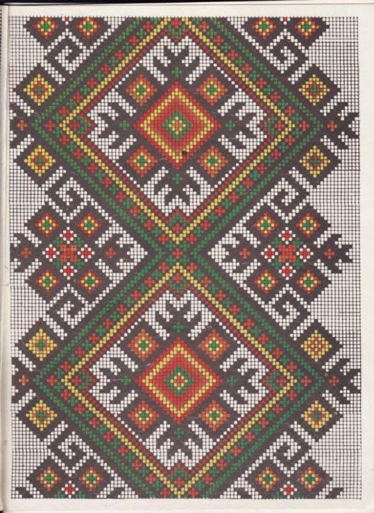 Gallery.ru / Фото #51 - 155 знаков украинской стародавней вышивки - vimiand