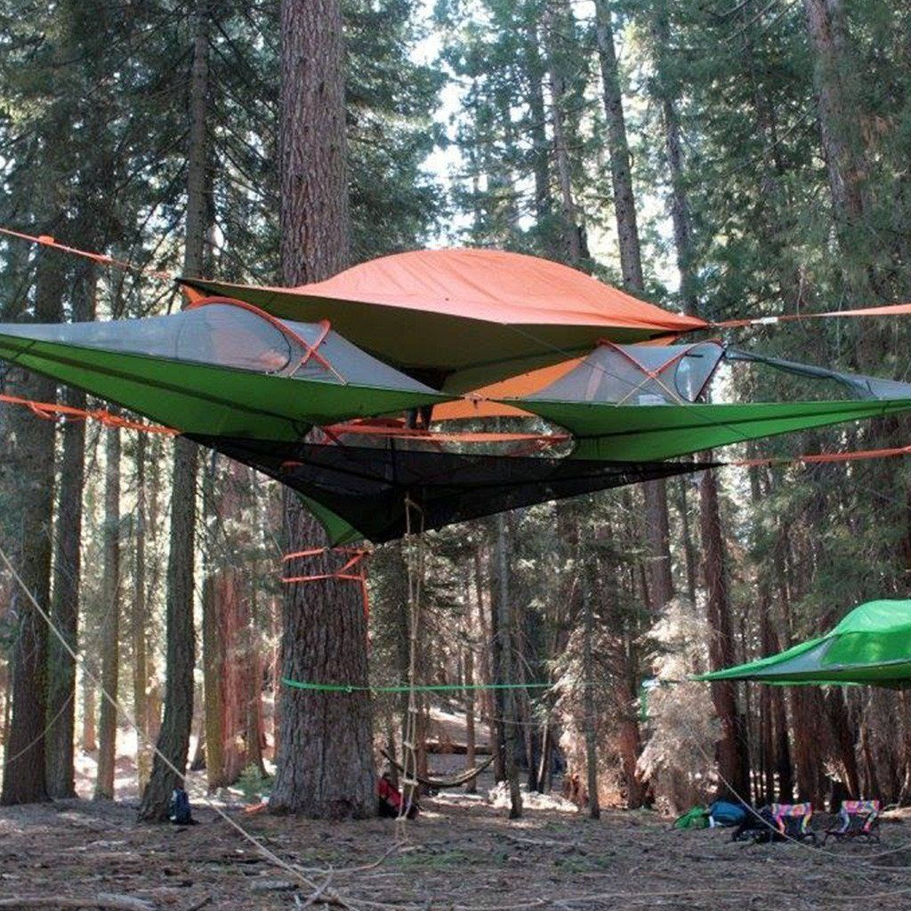 Tentsile Connect Tree Tent in Orange on Amazon is part of Tree tent -  19 5 feet) Instruction manual The flysheet