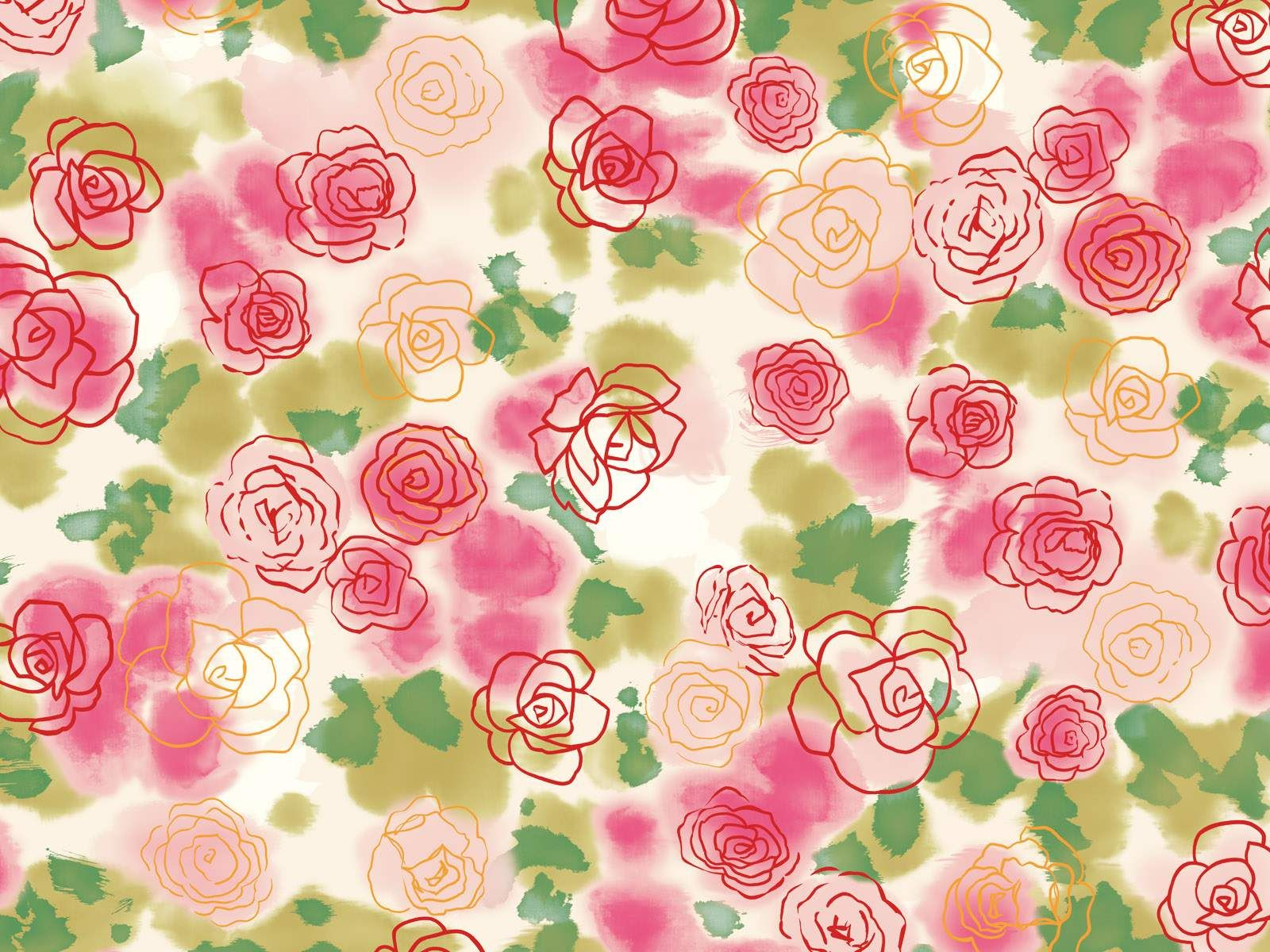 Easy Painted Rose Wonderful Flowers Paintings Pictures And