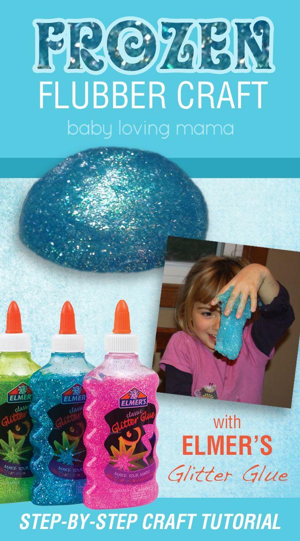 42++ Elmers glitter glue crafts information