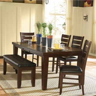 TRIBECCA HOME Camden 6 Piece Dining Set | Overstock™ Shopping   Big  Discounts On