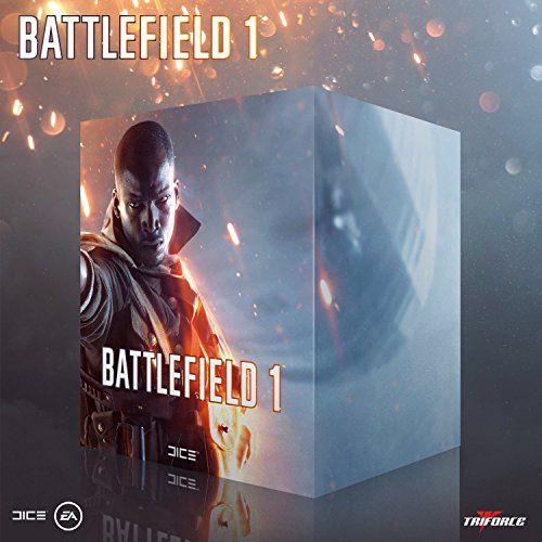 Battlefield 1 Exclusive Collectors Edition Standard Playstation 4