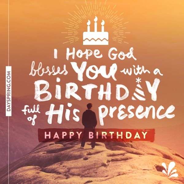 Best 25+ Happy Birthday Christian Quotes Ideas On