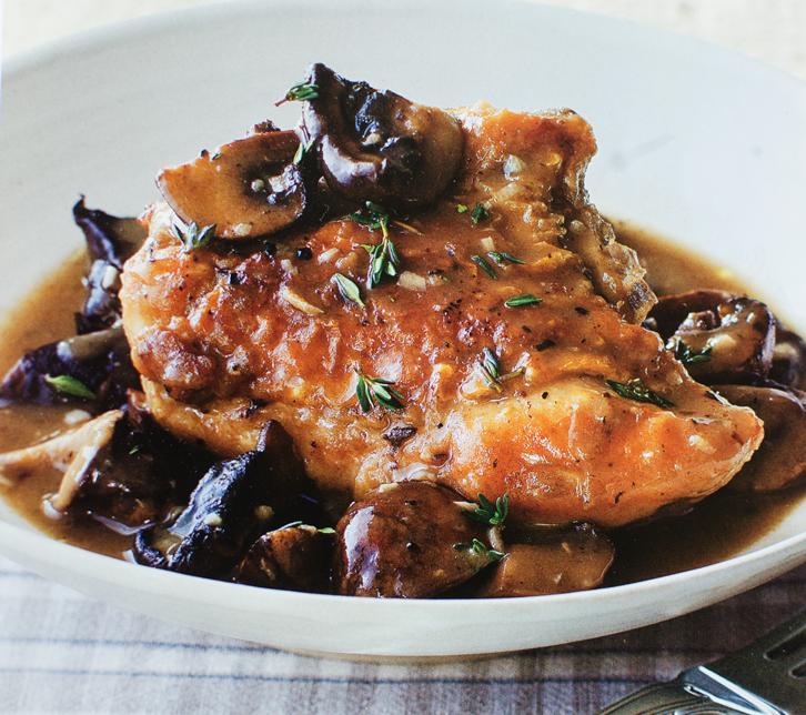 Barefoot Contessa Chicken Cacciatore Recipe