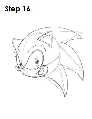 How To Draw Sonic The Hedgehog How To Draw Sonic Hedgehog