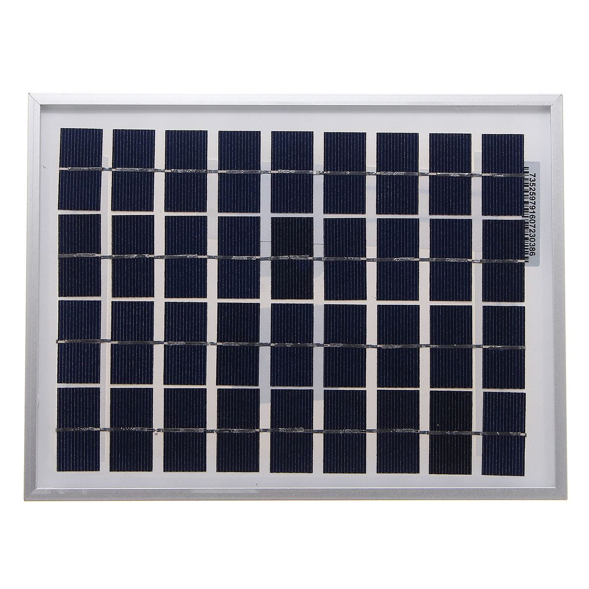 5w 18v Polycrystalline Solar Panel For 12v Battery Solar Panels Outdoor Panels 12v Solar Panel