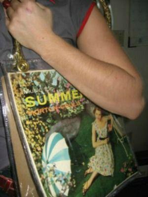 Making A Record Album Cover Purse Crafts Diy Record