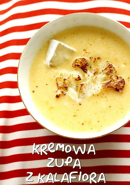 Fantazje Kulinarne Magdy K Kremowa Zupa Z Kalafiora Food Cheeseburger Chowder Chowder