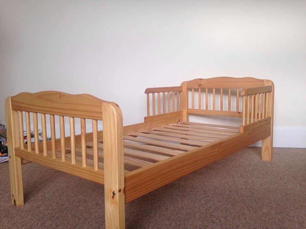 70 Pine Toddler Bed Frame