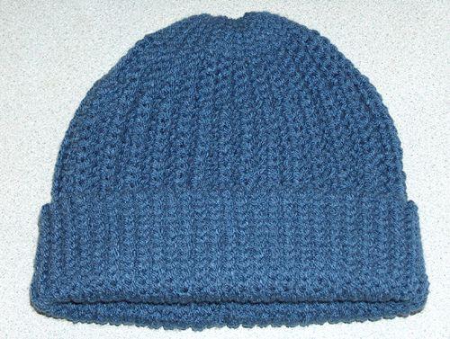 Crocheted Watch Cap by Hoosier Lady 1259d8c8070