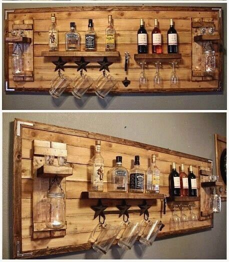 34 Awesome Basement Bar Ideas And How To Make It With Low Bugdet Idees De Bar Diy Meuble Mobilier De Salon