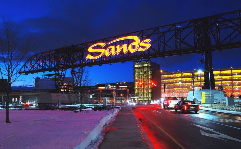 Sands Casino, Bethlehem, PA Casino resort, Casino