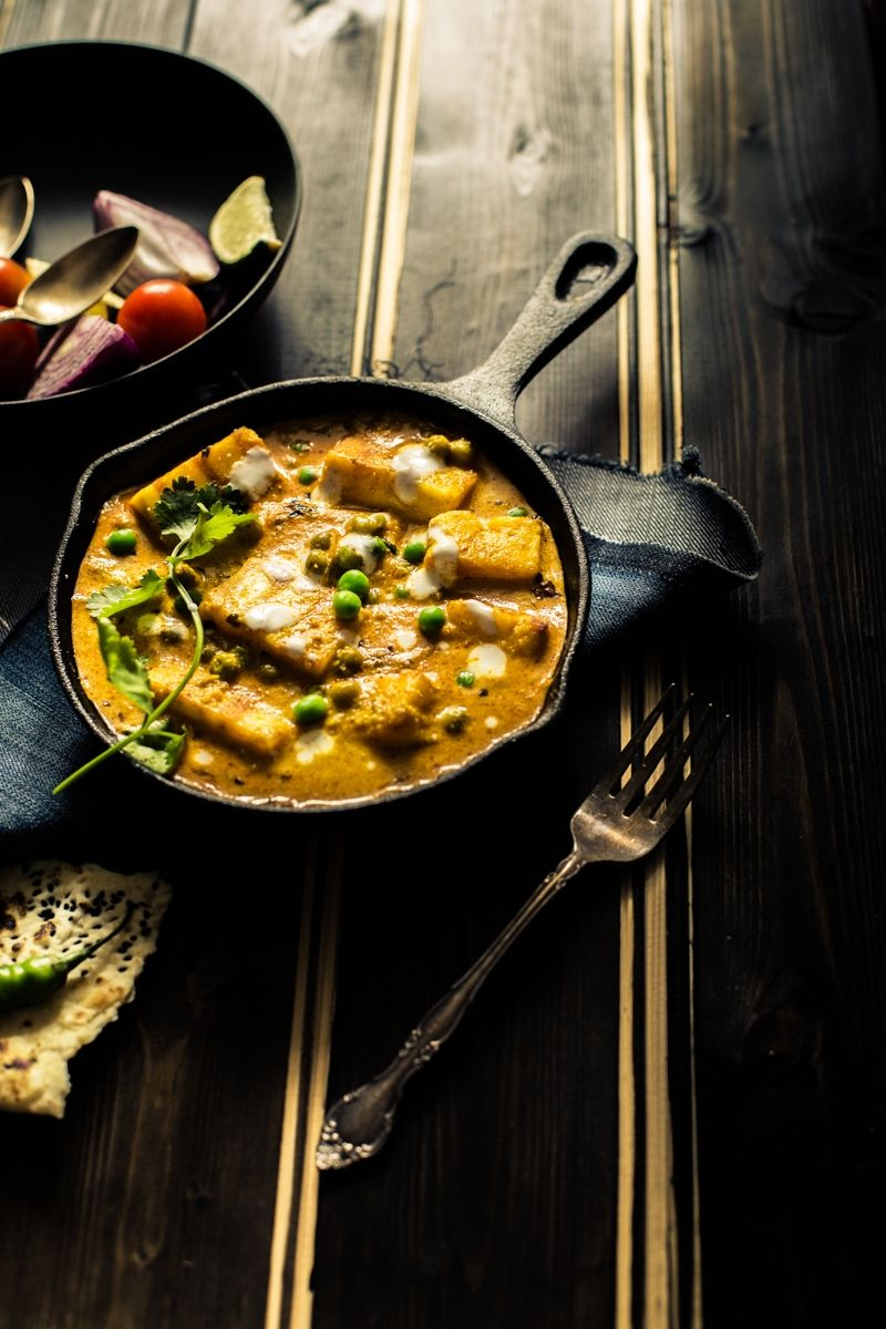 Paneer matar pasanda curry food and recipes indian food recipes forumfinder Image collections