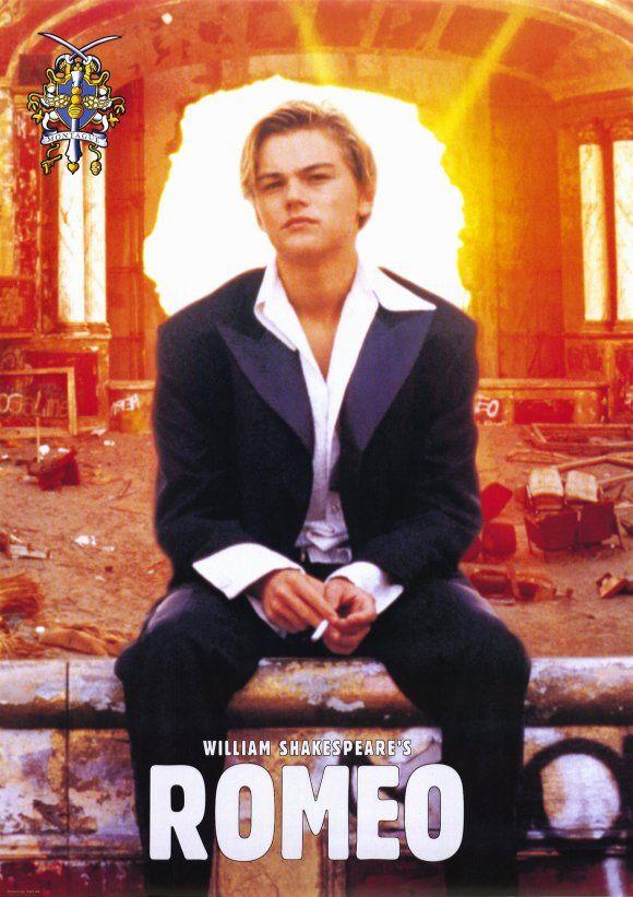 Romeo and Juliet Poster Campaign | Leonardo dicaprio romeo, Romeo and juliet  poster, Juliet movie