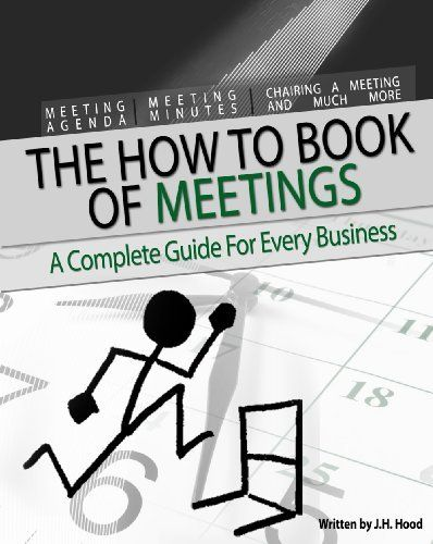How to - how to write agenda for a meeting