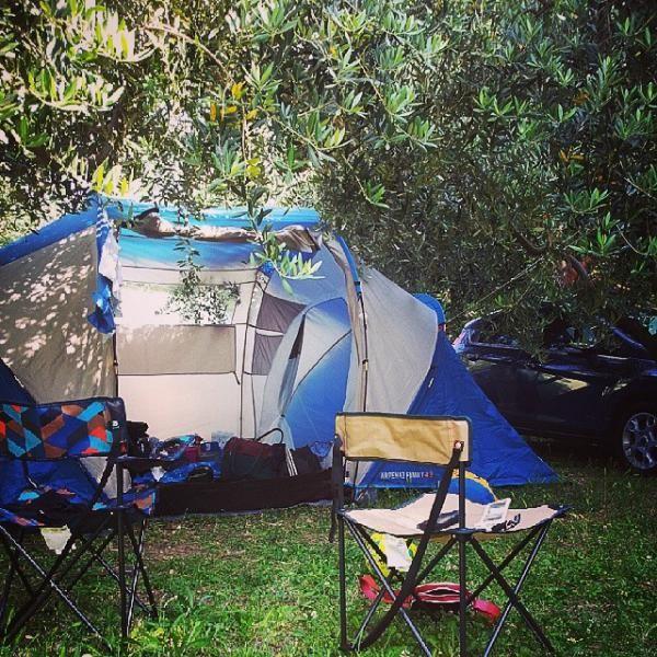 Tente de camping familiale arpenaz family 4 2 4 personnes 2 grandes chambres quechua - Decathlon tente plage ...