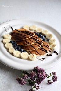 Gaumenschmaus | Joghurt Pancakes | http://www.gaumen-schmaus.at