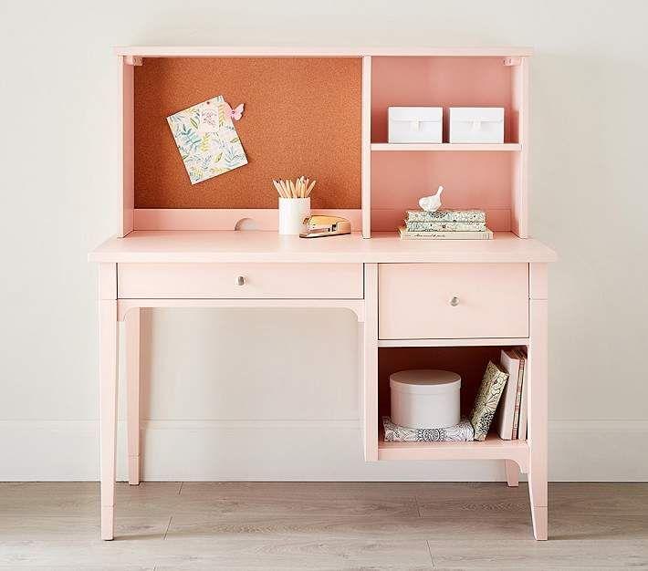 Morgan Big Kid Storage Desk Blush Wb Kids Room Desk Bedroom Desk Furniture