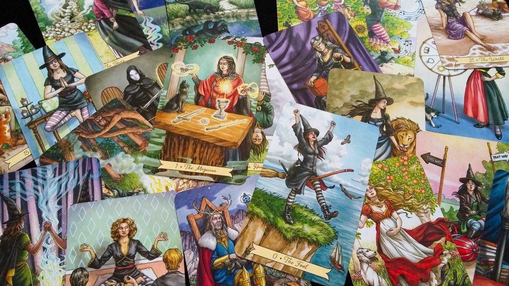 How to do your own yesno tarot card reading for love