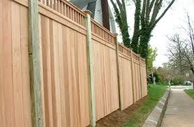 Image Result For Rustic Privacy Fence