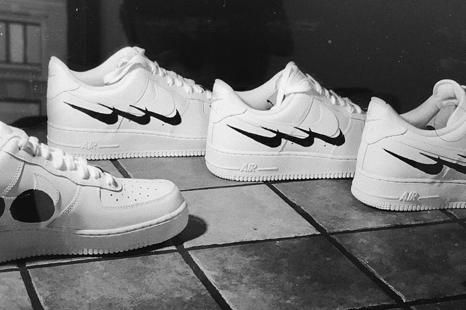 Swedish House Mafia Teases Collaborative Nike Air Force 1