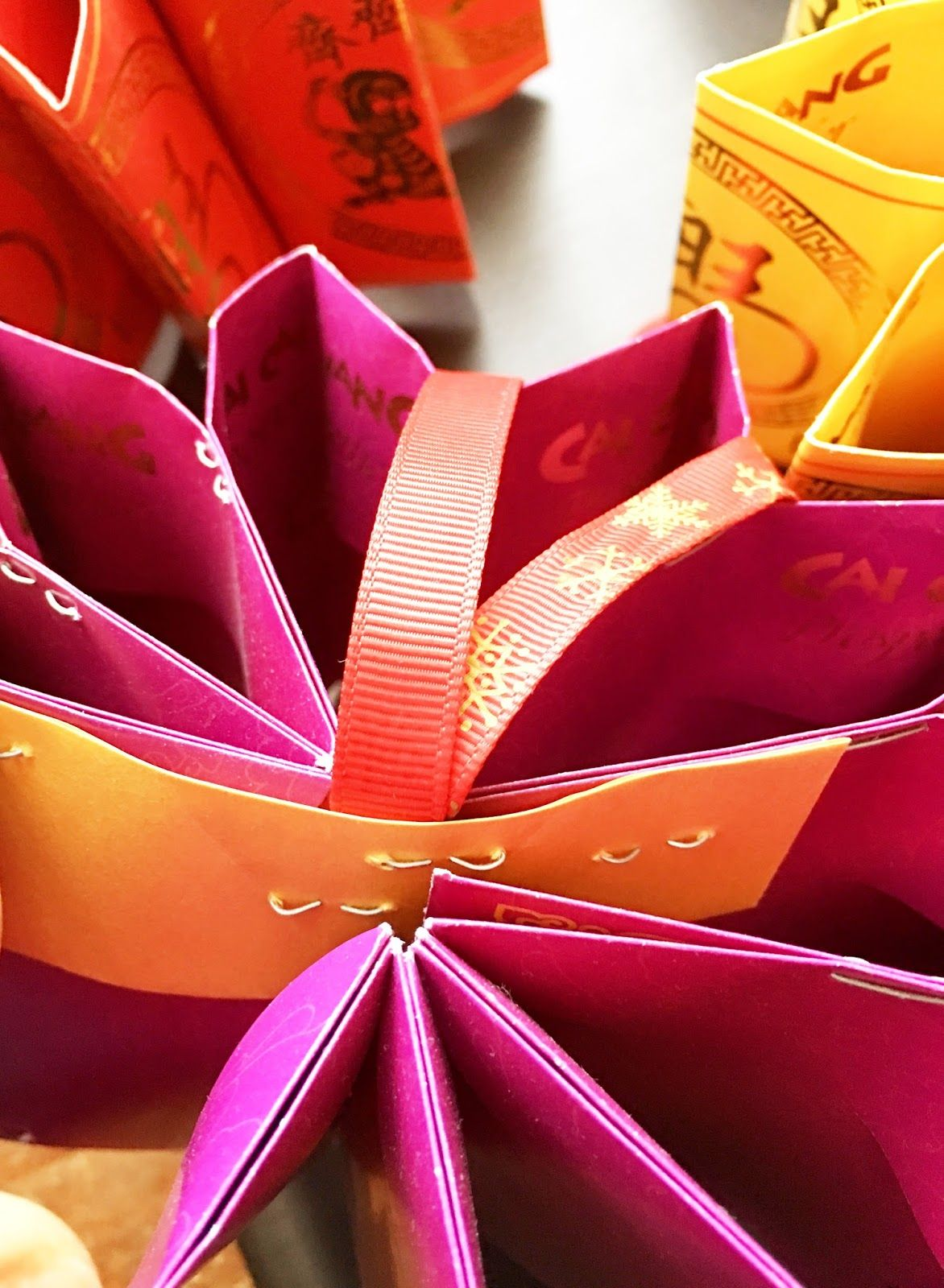CNY Chinese New Year Craft Ang Pow Lantern (With images