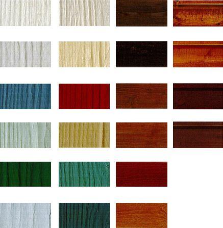 l 39 ossature bois des maisons habitbois est thermolaqu e plusieurs coloris disponibles. Black Bedroom Furniture Sets. Home Design Ideas