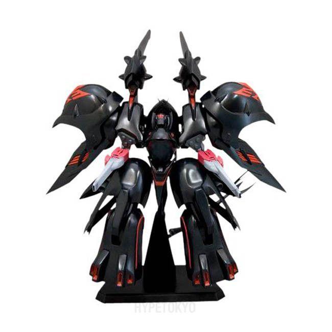 Kotobukiya Plastic Model KitThe Jet Black Mech From Martian Successor Nadesico The Movie Prince Of Darkness Is Here Salena Or Lily