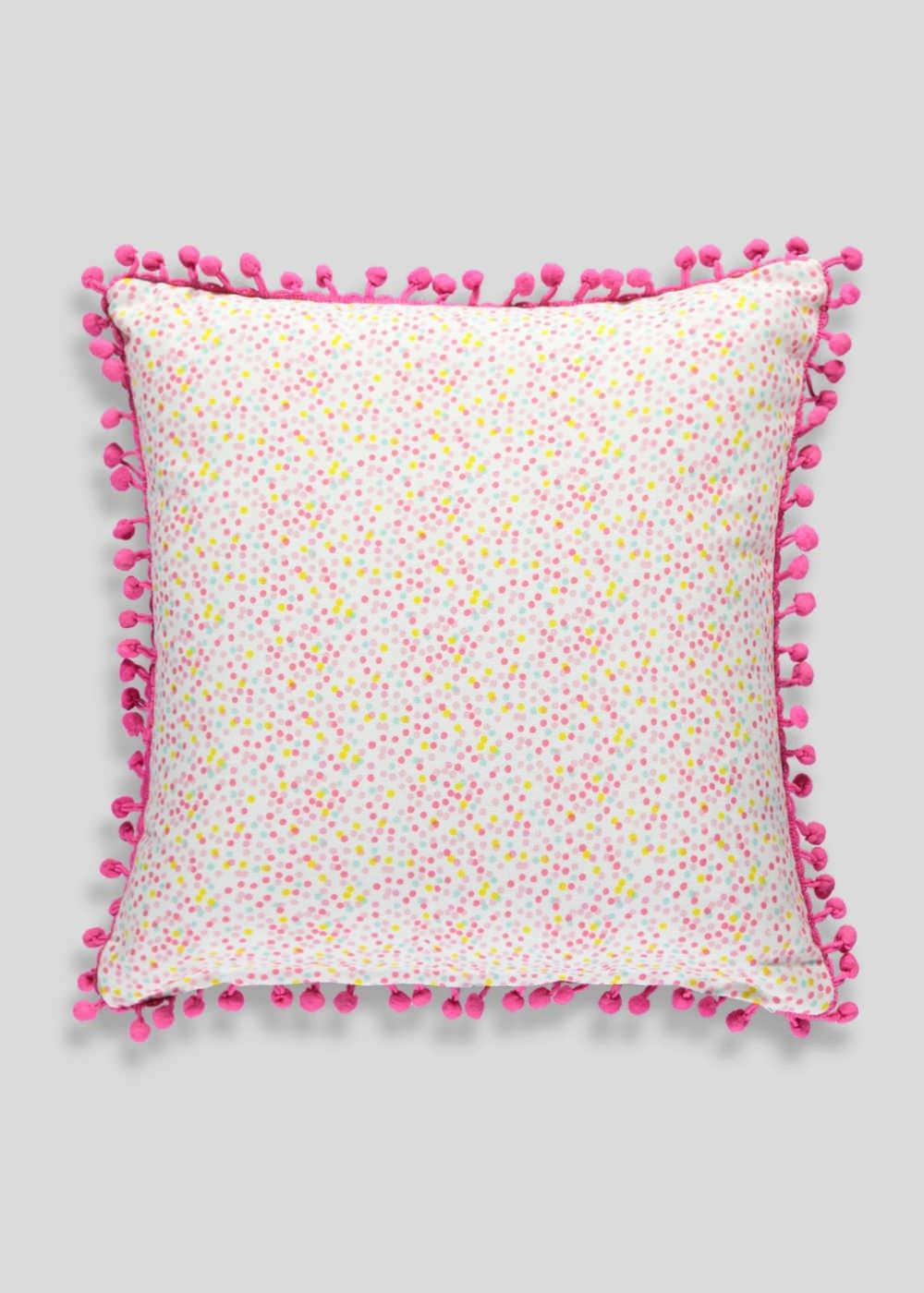 Flamingo Cushion (35cm x 35cm) Matalan Cushions