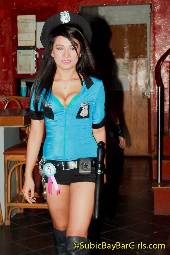 Philipina bar girl