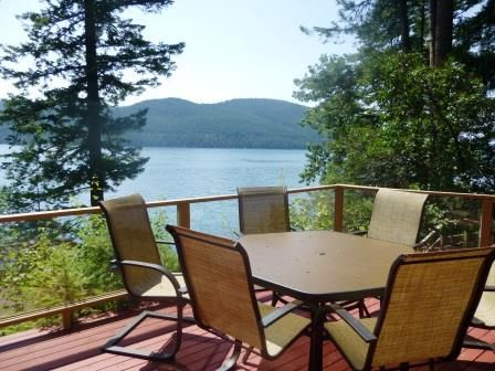 Irene's Lake Cabin on Whitefish Lake