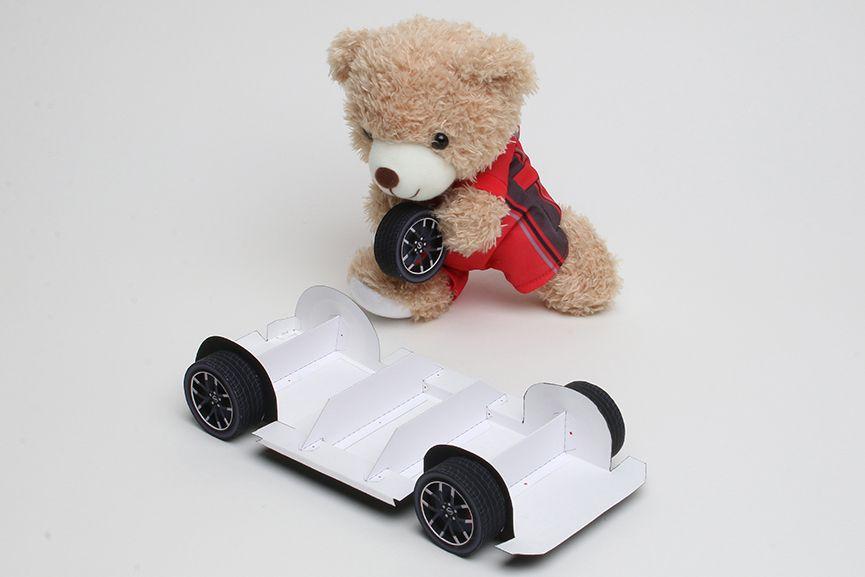 日産 Fairlady Z Nismo Paper Craft フェアレディ Z ニスモ ペーパークラフト 2021 フェアレディz フェアレディ ニスモ