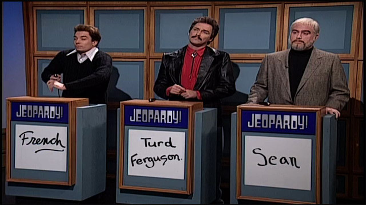 Favorite SNL Celebraty Jeopardy Quotes - Pelican Parts