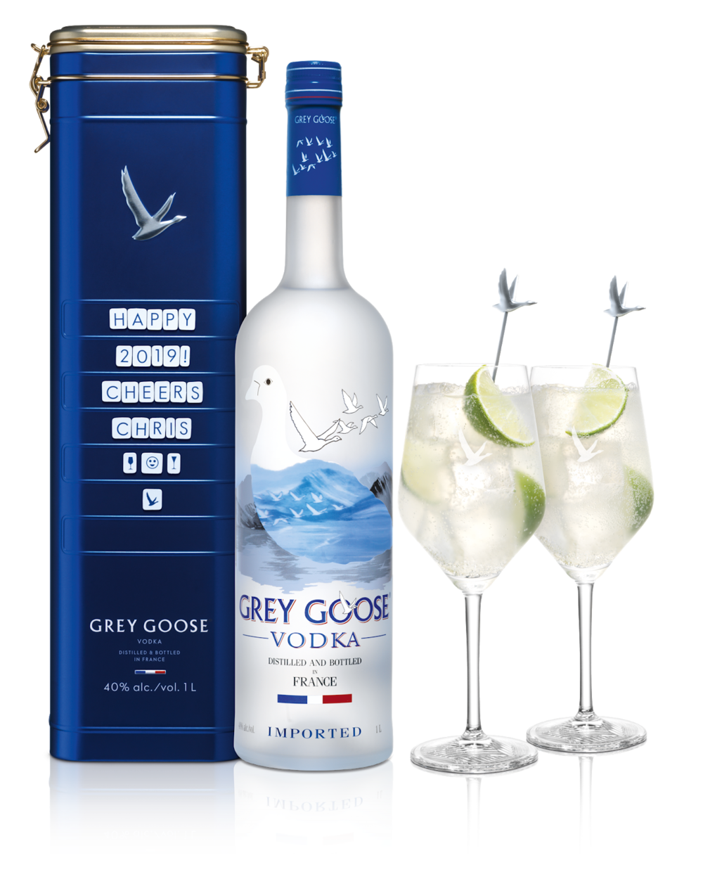 Grey Goose Launches Holiday Marche At Jfk Grey Goose Grey Goose Vodka Vodka