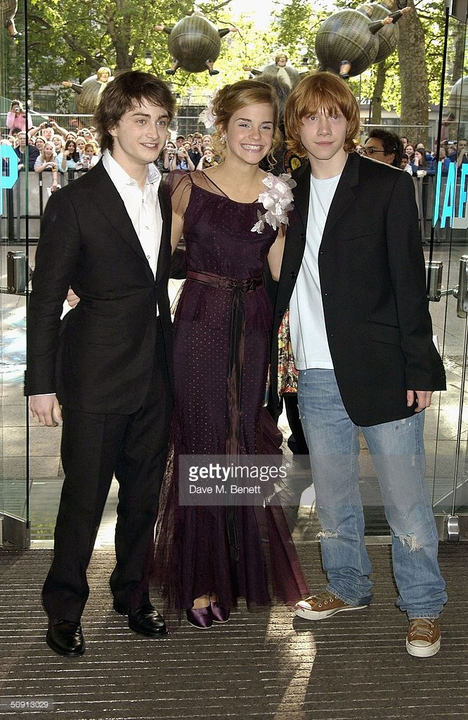 Harry Potter And The Prisoner Of Azkaban Premiere Photos And Premium High Res Pictures Young Harry Potter Harry Potter Actors Harry Potter Pictures